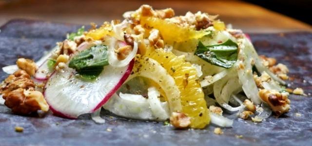 Fenchel-Salat