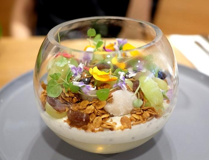 Frühlings-Dessert