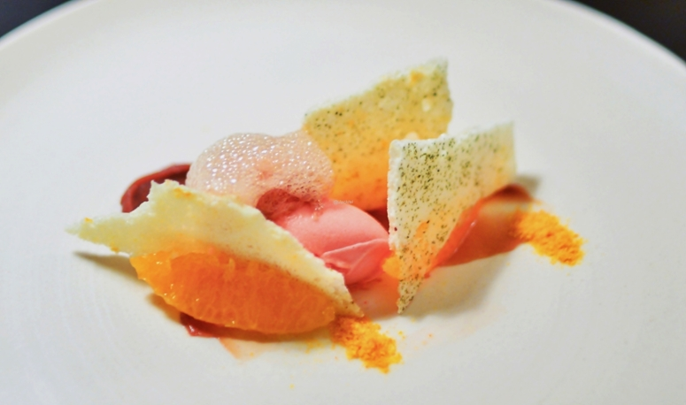 Rhabarber-Orange