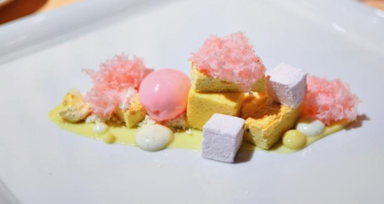 Rhabarber-Vanille-Maershmallow