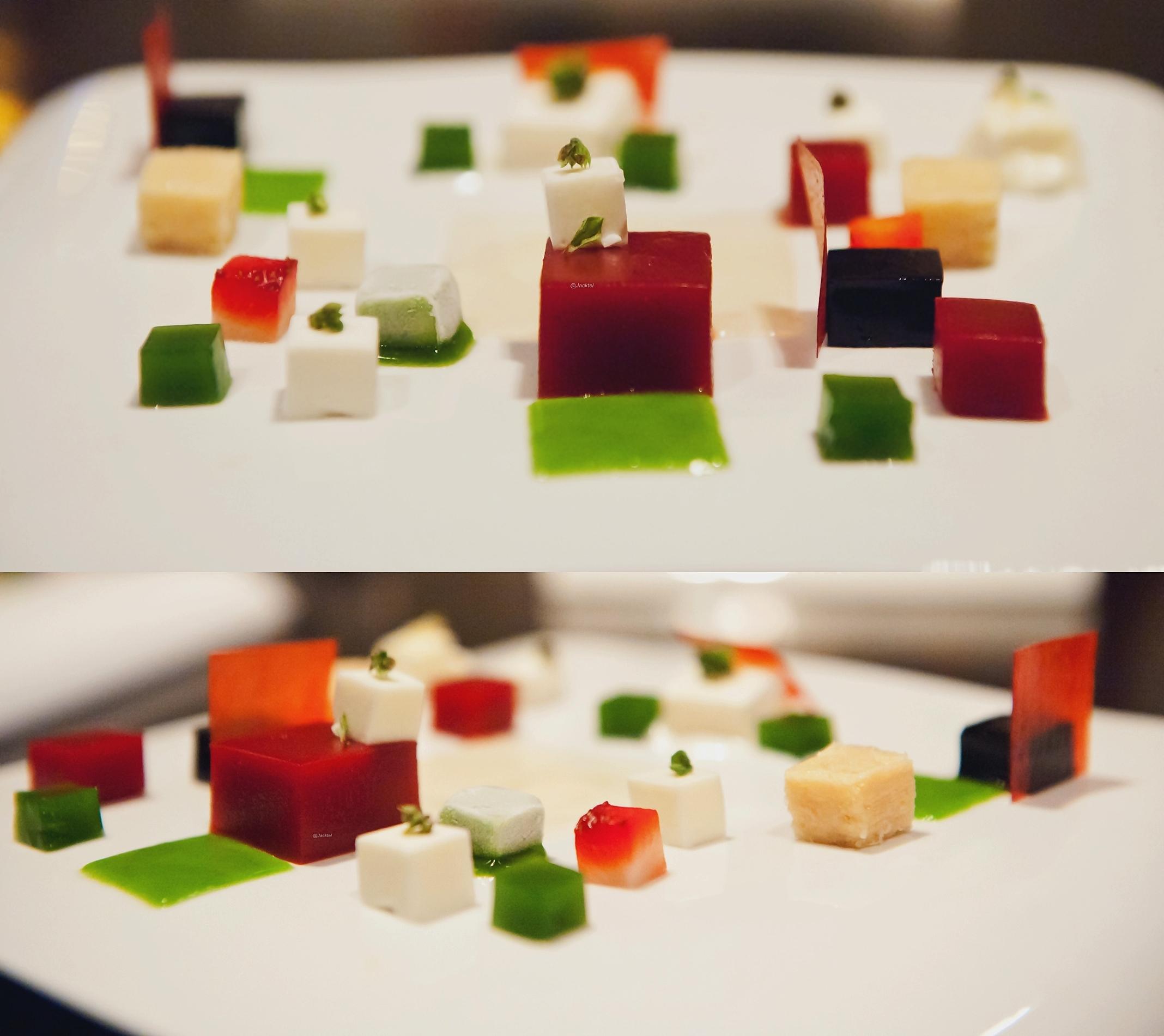Salat Kubik-molekular