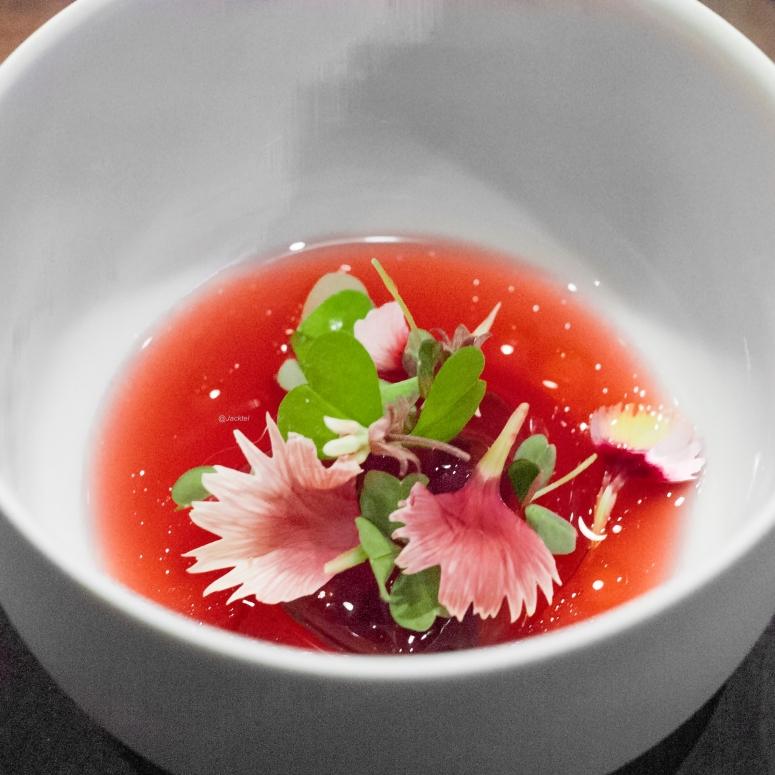 Rhabarber, Erdbeere