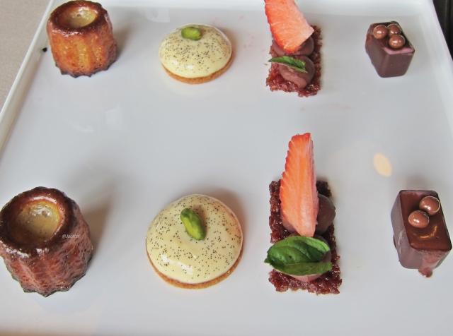 Dessert-Platte (2)