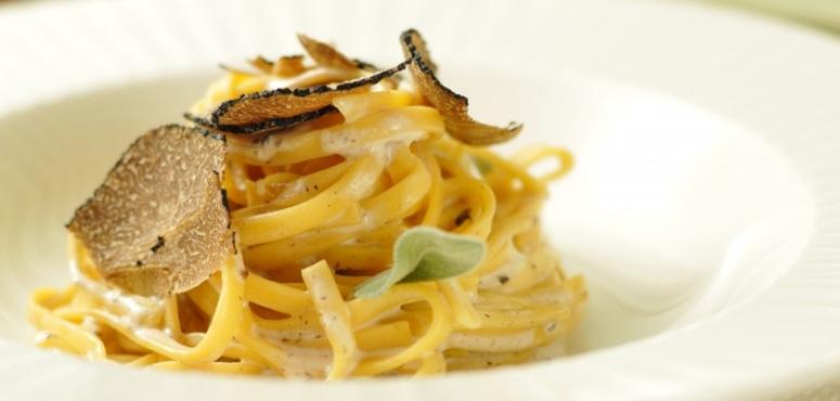 Linguini mit Trüffel (3)