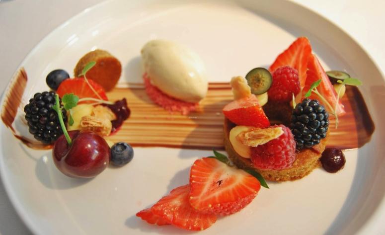 Sommer-Dessert