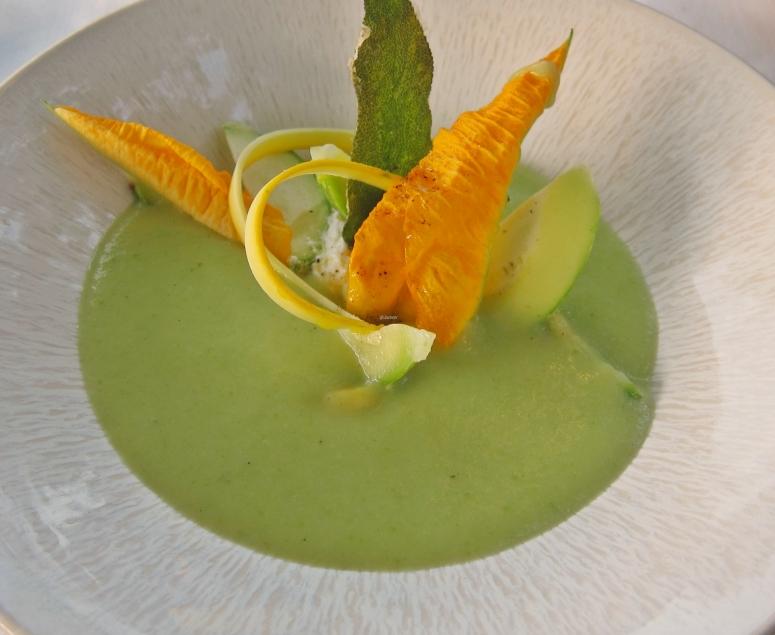 Zucchini-Avocado