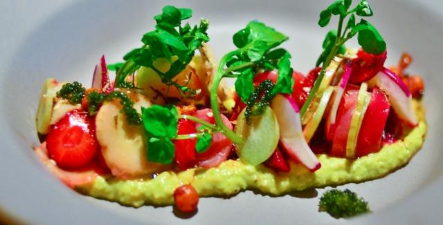 rueben-erdbeere-polentagruetze-und-seetrauben